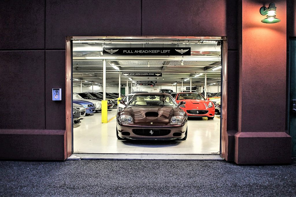 Collectors Car Garage New York