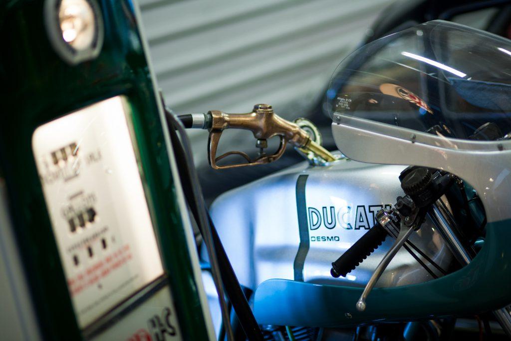 Fueling Ducati