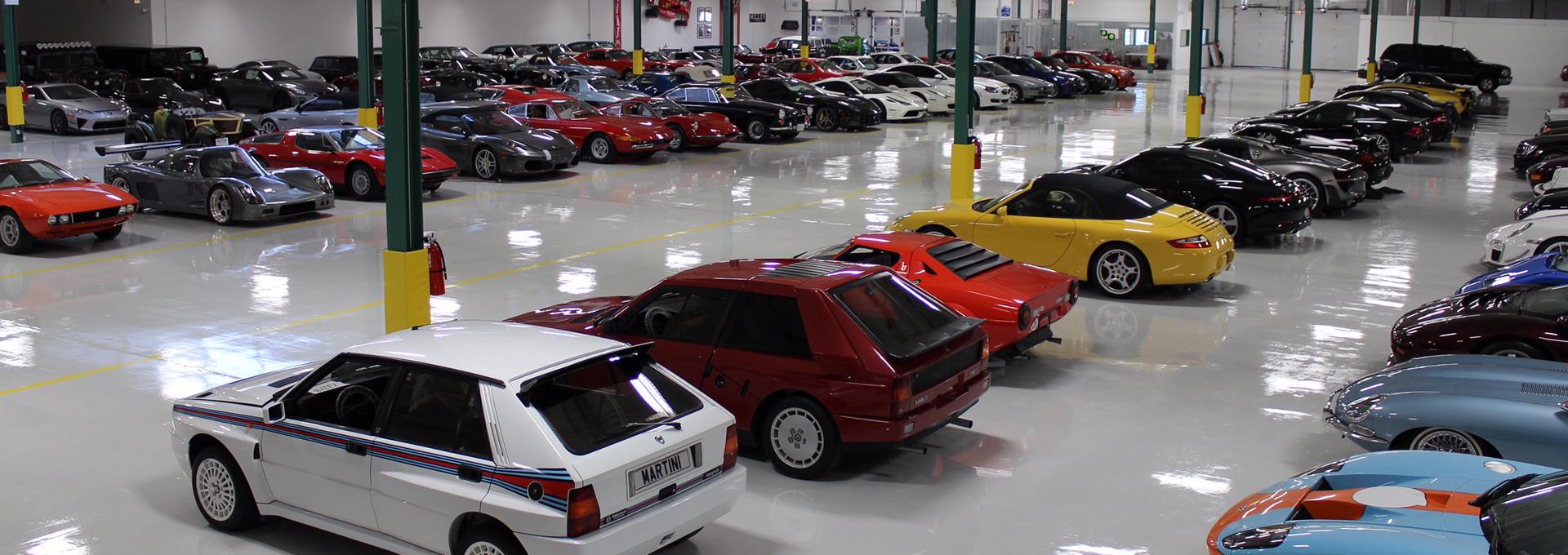 CHICAGO - Collectors Car Garage