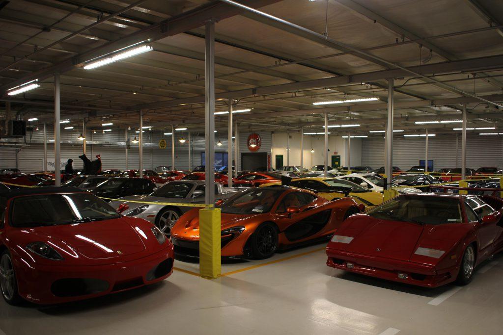 McClaren, Ferrari, Porche, Lamborghini